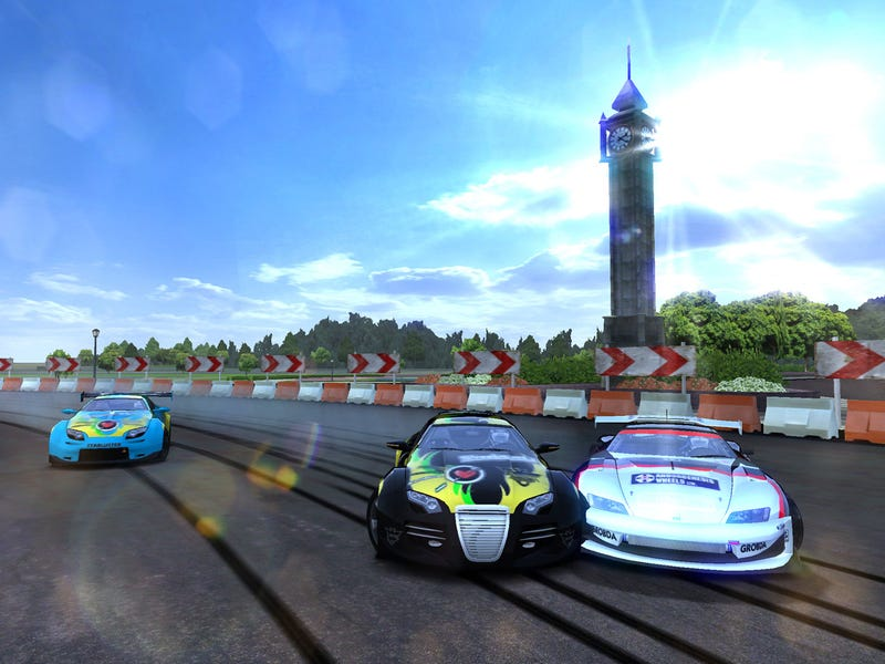 Ridge Racer Stops Trying To Launch Consoles