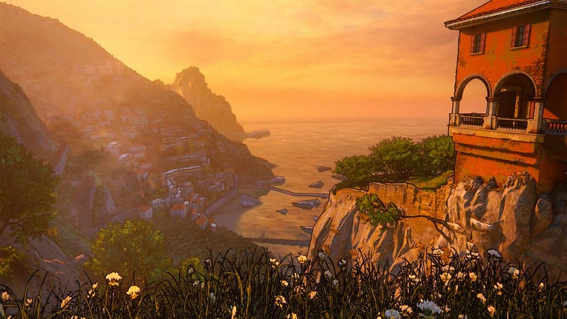 Uncharted 4's Stunning Photo Mode Art