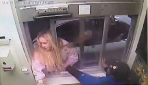 Security Video Of The Violent Chicken McNugget Rampage Incident