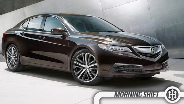 Can The Acura TLX Save Acura From Itself?