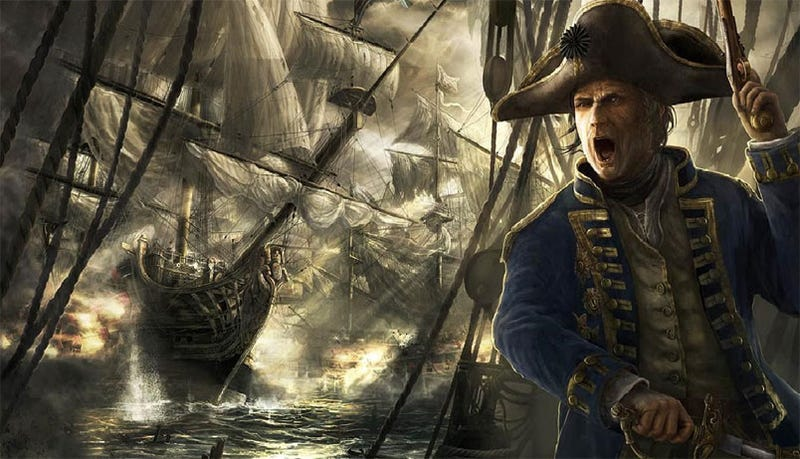 "Empire: Total War Gets First ""Major"" Upgrade Next Week"