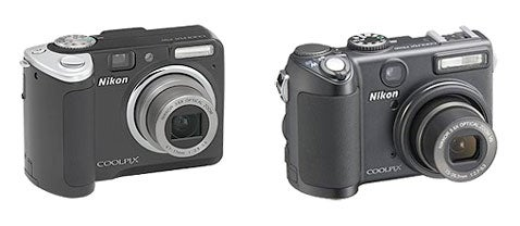 Nikon Debuts Hardcore CoolPix 8MP P50 and 12MP P5100