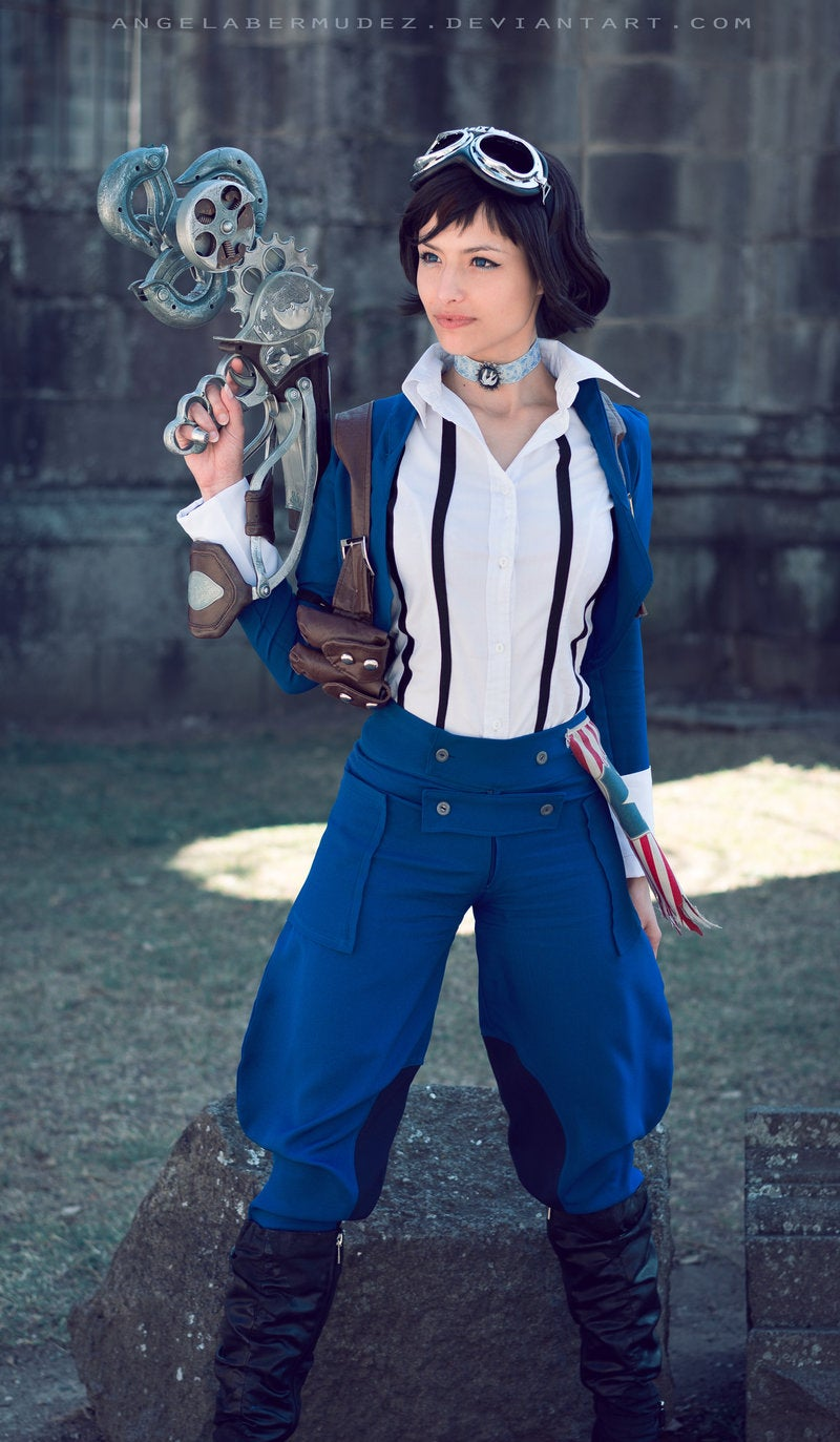 What If BioShock's Elizabeth Didn't Need Saving?