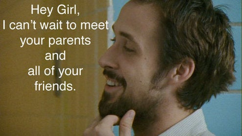 Hey Girl, What If Ryan Gosling Were Your Boyfriend?