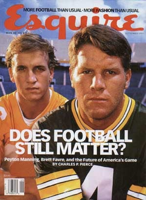 Yeah, Peyton Doesn't Believe Favre Either