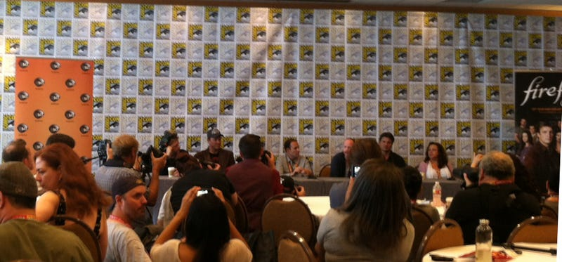 The Shiniest Moments From a Closed Door Q&A With the Cast of Firefly