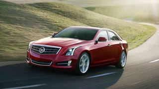 How To Do A Sub-Cadillac ATS Sedan The Right Way