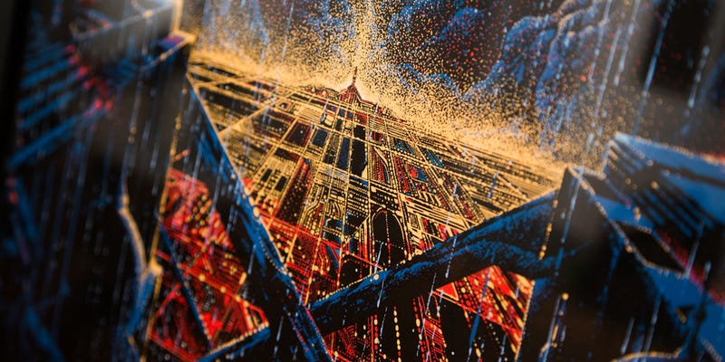 This Blade Runner Art Show Will Hold You Over Until the Sequel