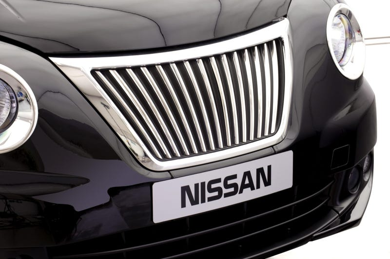 Nissan's New London Cab Will Give You Royal Nightmares