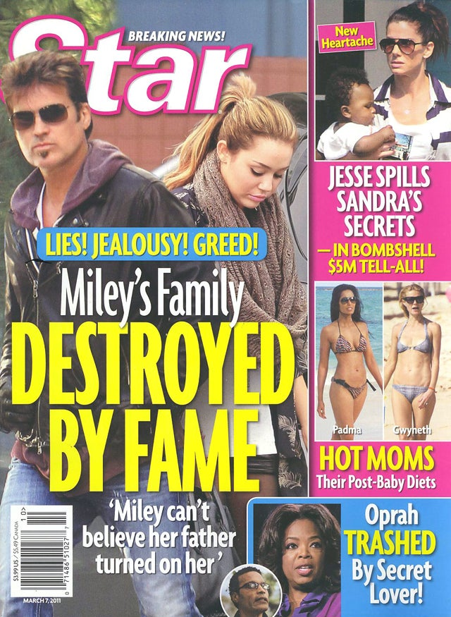 This Week In Tabloids: Rihanna & Ryan Phillippe Play Put the P In The V