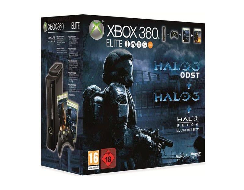 Halo 3: ODST Gets A 360 Bundle