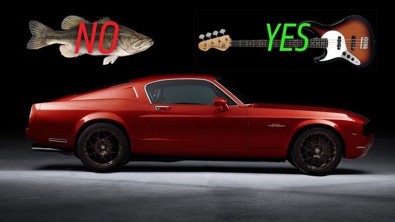 The Secrets Of The Equus Bass, The Best Muscle Car Mashup You Can Buy