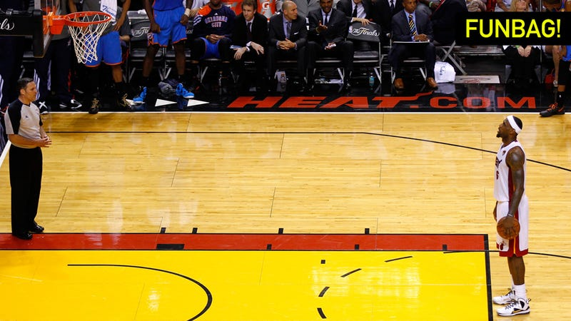 The Best (Or Maybe Worst) NBA Rule-Change Idea You'll Ever Hear