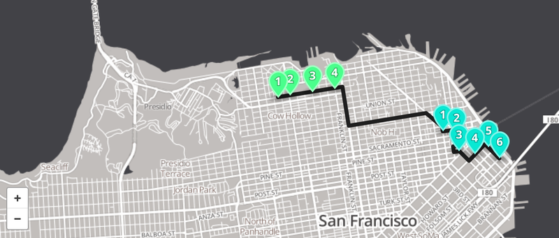 Startup Targets SF Buses With Fleet of Private Shuttles