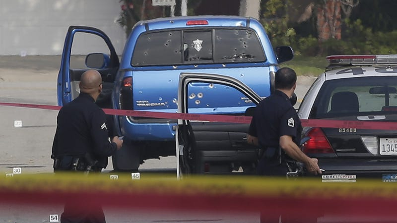 LAPD Shooting Innocents in Incompetent Manhunt for Killer Cop