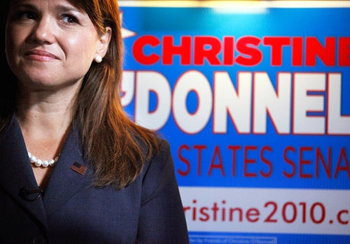 The FBI's Hot on Christine O'Donnell's Trail