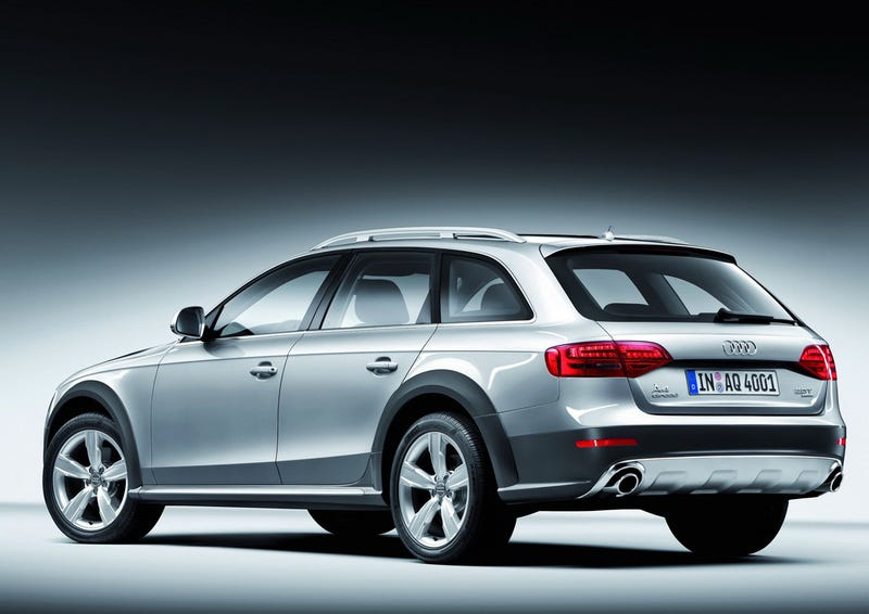 2010 Audi A4 allroad Quattro: To Grandmother's Haus We Go