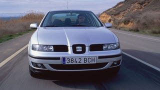 I'm On A 2,000 Mile Road Trip Around The Balkans With A Seat Toledo