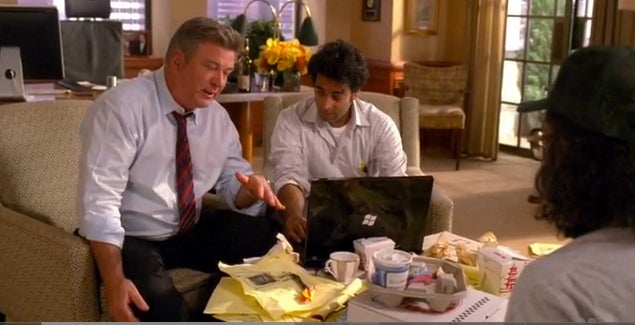 30 Rock's Emphatically Branded Windows Computer Is Confusing
