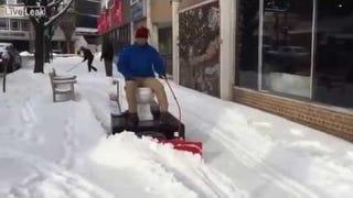Greatest Snow Plow