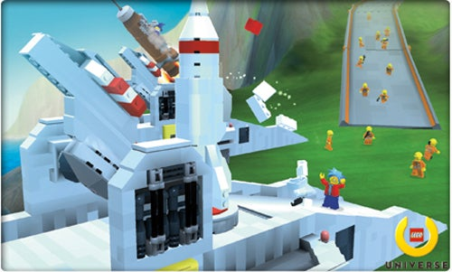 Lego Universe First In-Game Screenshots