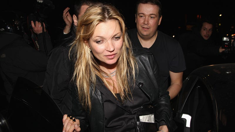 Will the Jews Forgive Kate Moss for Wearing a Galliano Wedding Dress?