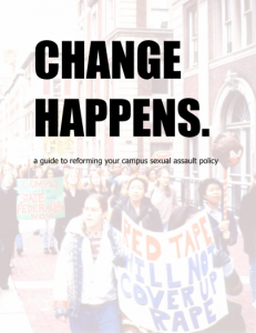 Inside the Student Activist Movement: Tufts and Sexual Violence