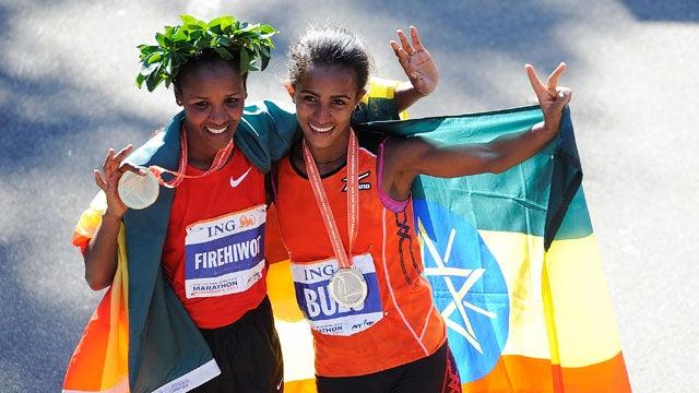 Firehiwot Dado Of Ethiopia Wins NYC Marathon