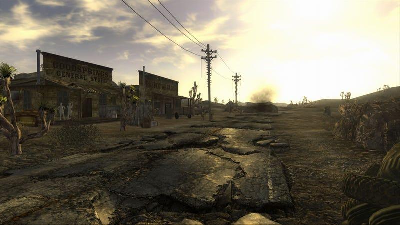 Fallout: New Vegas Screens