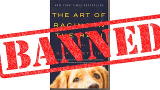 <i>The Art Of Racing In The Rain</i> Banned By Dallas-Area School District
