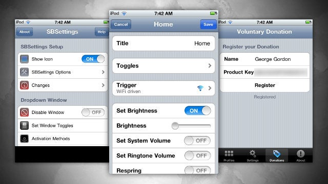 How to Set Up SBProfiles for iOS