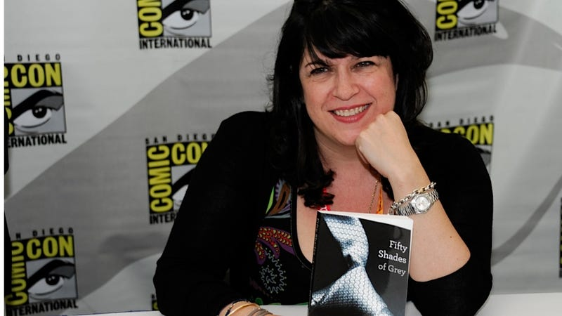 Fifty Shades of Making It Rain at Random House: E.L. James Is Singlehandedly Saving the Publishing Industry