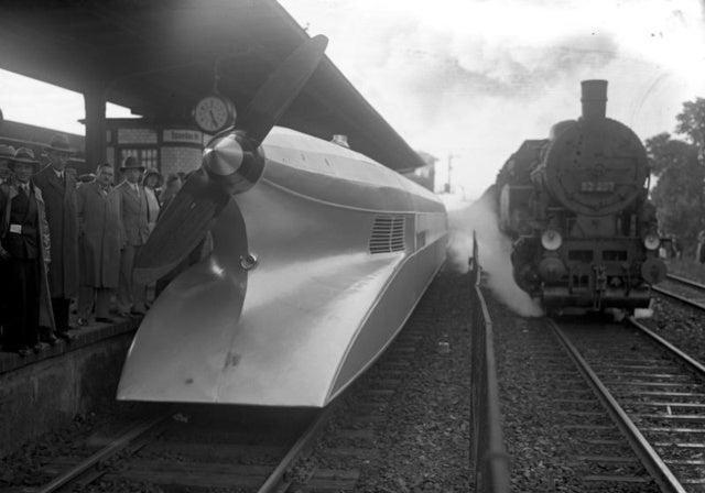 Incredibly Strange Railway Systems