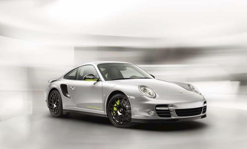 Porsche 918 Spyder Hybrid Edition 911: Press Photos