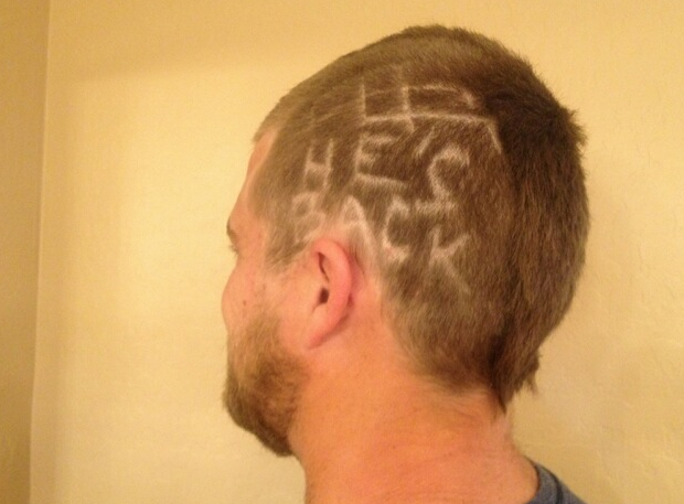 Oh No, Ryan Fitzpatrick, What Did You Do To Your Hair?