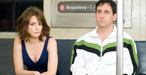 Fey & Carell Rescue Date Night From Complete Mediocrity