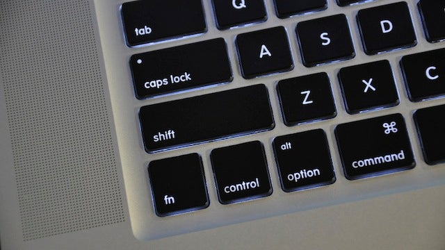 Temporarily Disable Your Mac's Login Items with the Shift Key