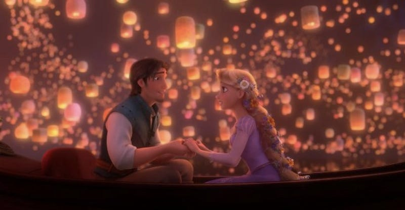Singing Disney Princess enthusiasts, your time is now! Tangled soundtrack released