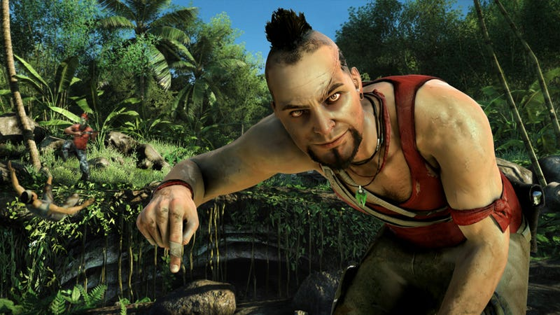 Sex and Violence in Far Cry 3 Edited for Japan