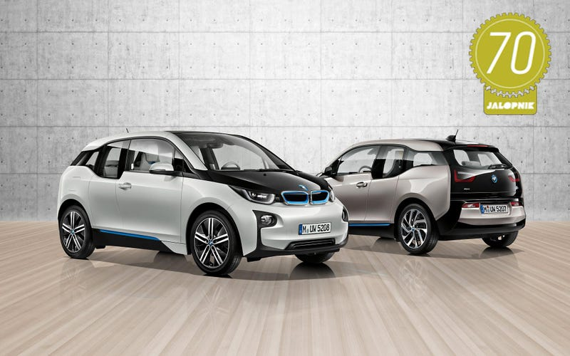 2014 BMW i3 First Drive Review