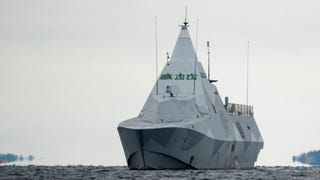 Supreme Commander Of Swedish Forces On Mystery Sub: 'It's Fucked Up'