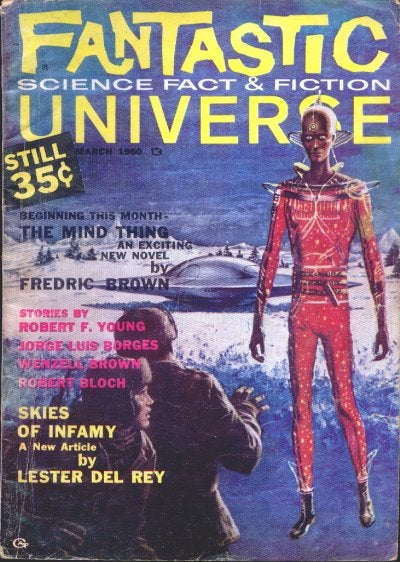 The Best Science Fiction Writer You Didn't Know You'd Read, Part 2