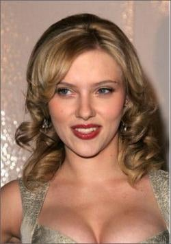 Scarlett Johansson Vs. Tom Waits