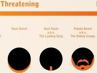 Decoding The Trustworthiness Of Beards