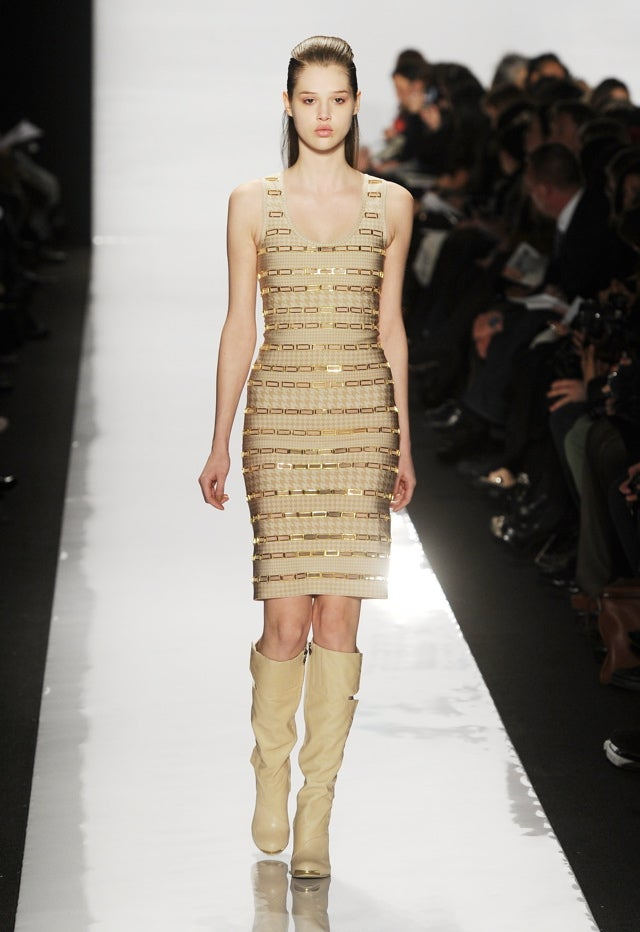 Hervé Leger Intends To Shrink-Wrap You, As Always