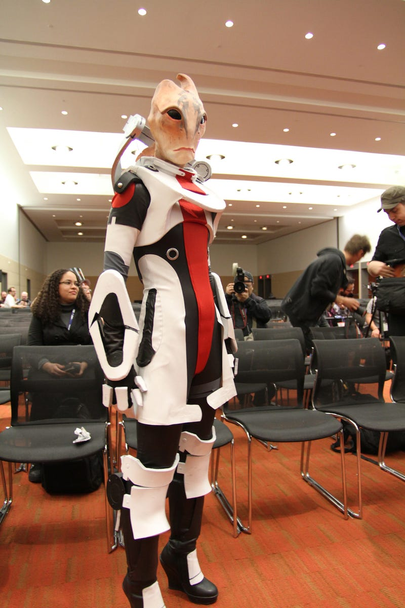 The Incredible Mass Effect Cosplayers of PAX East 2012