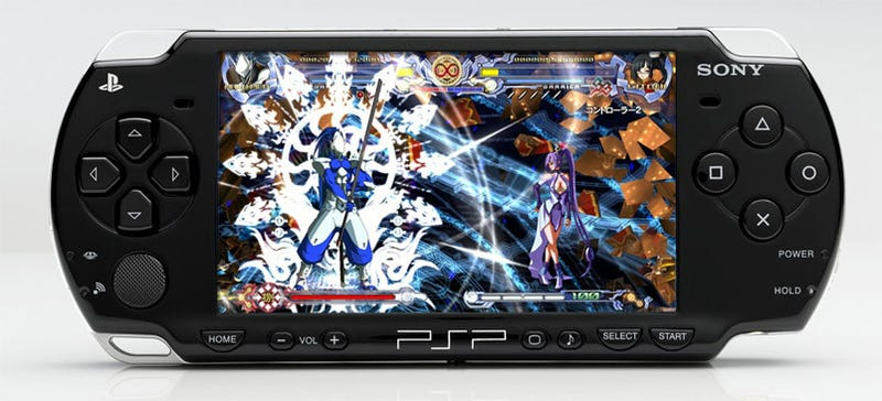 BlazBlue Gets PSP Support Via Remote Play