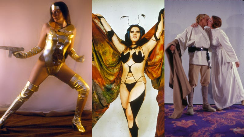 A Treasure Trove of Cosplay from the Swinging 1970s [NSFW]