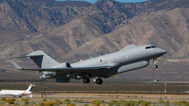 The Radar Plane that Powers the World's Most Advanced Long-Range Surveillance System