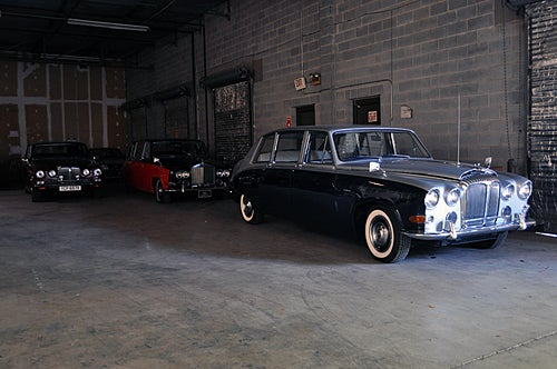 Daimler DS420 Limousines: Photos